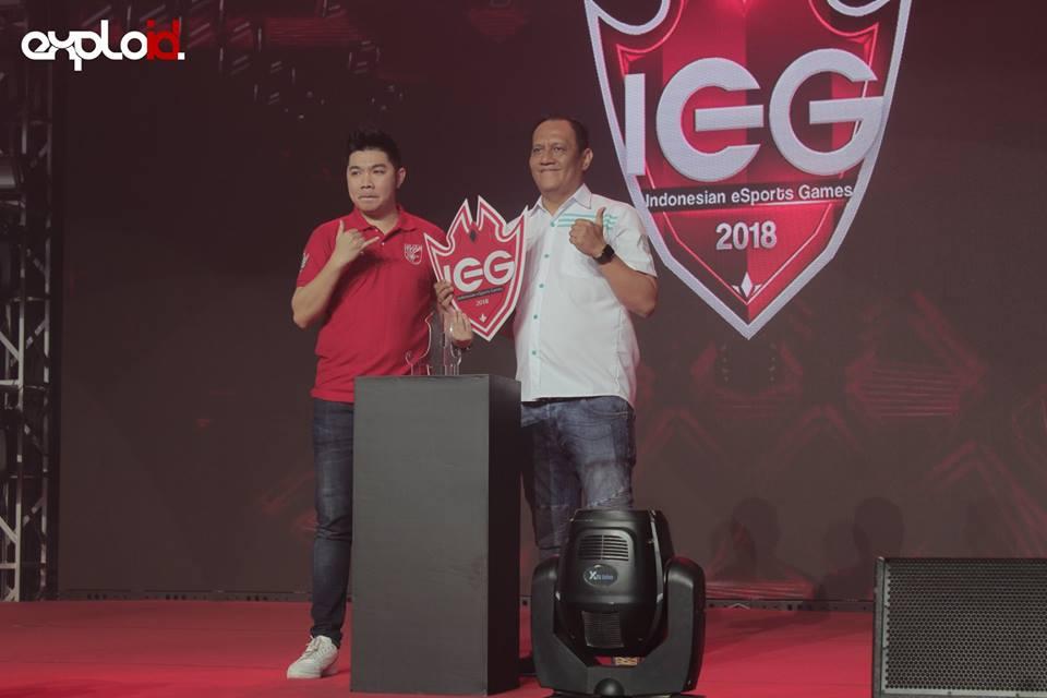 Indonesia Esports Games 2018 Telah Berakhir