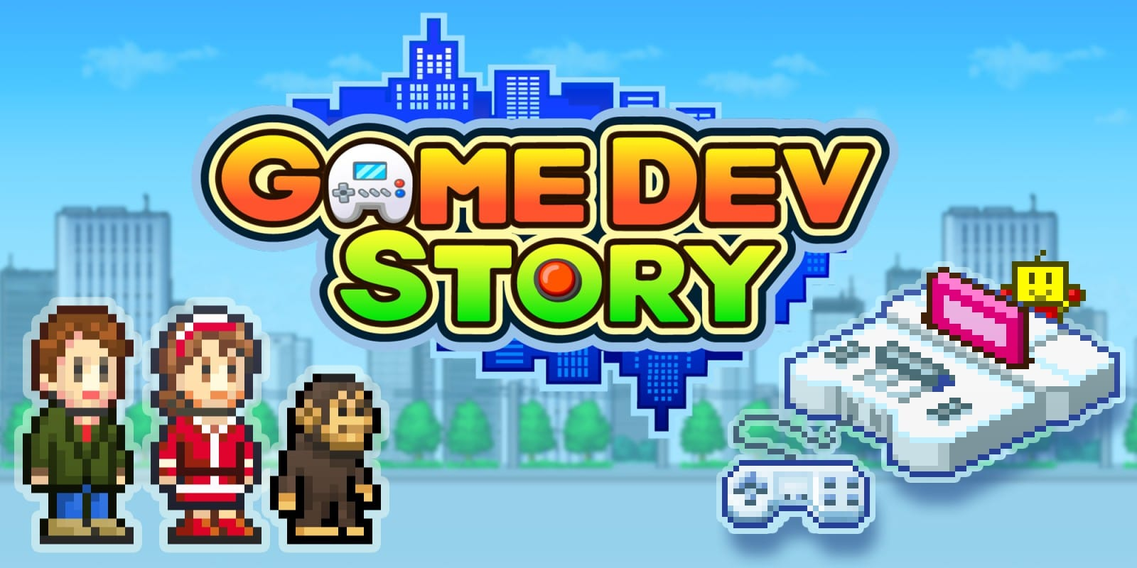 Game Dev Story (Android/iOS)