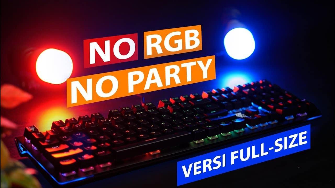 Keyboard Vortex Series VX 10 Pro