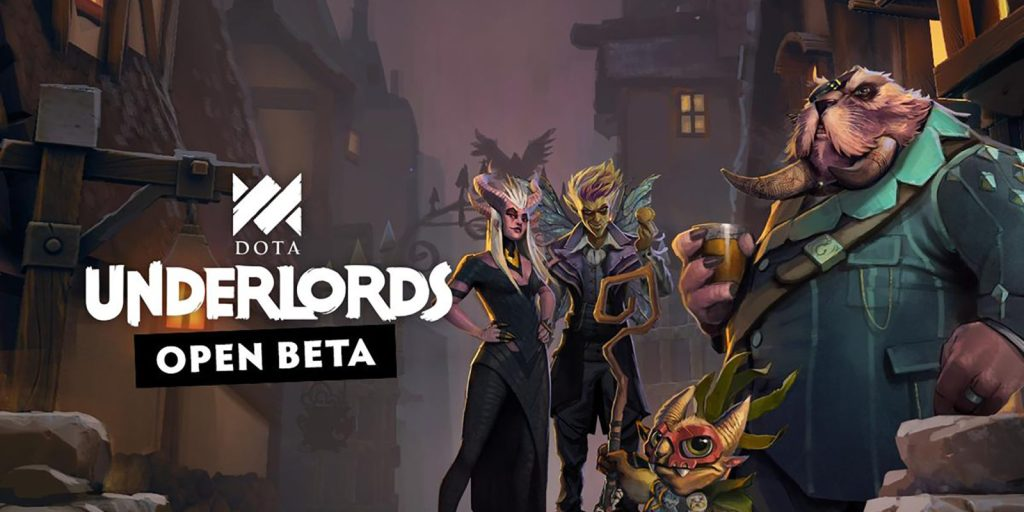 Review Dota Underlord: The Origin of Dota Auto Chess