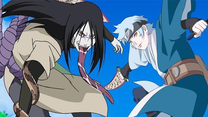 Hilangnya Kejahatan dari Tokoh Orochimaru dan Kekuatan Kutukannya