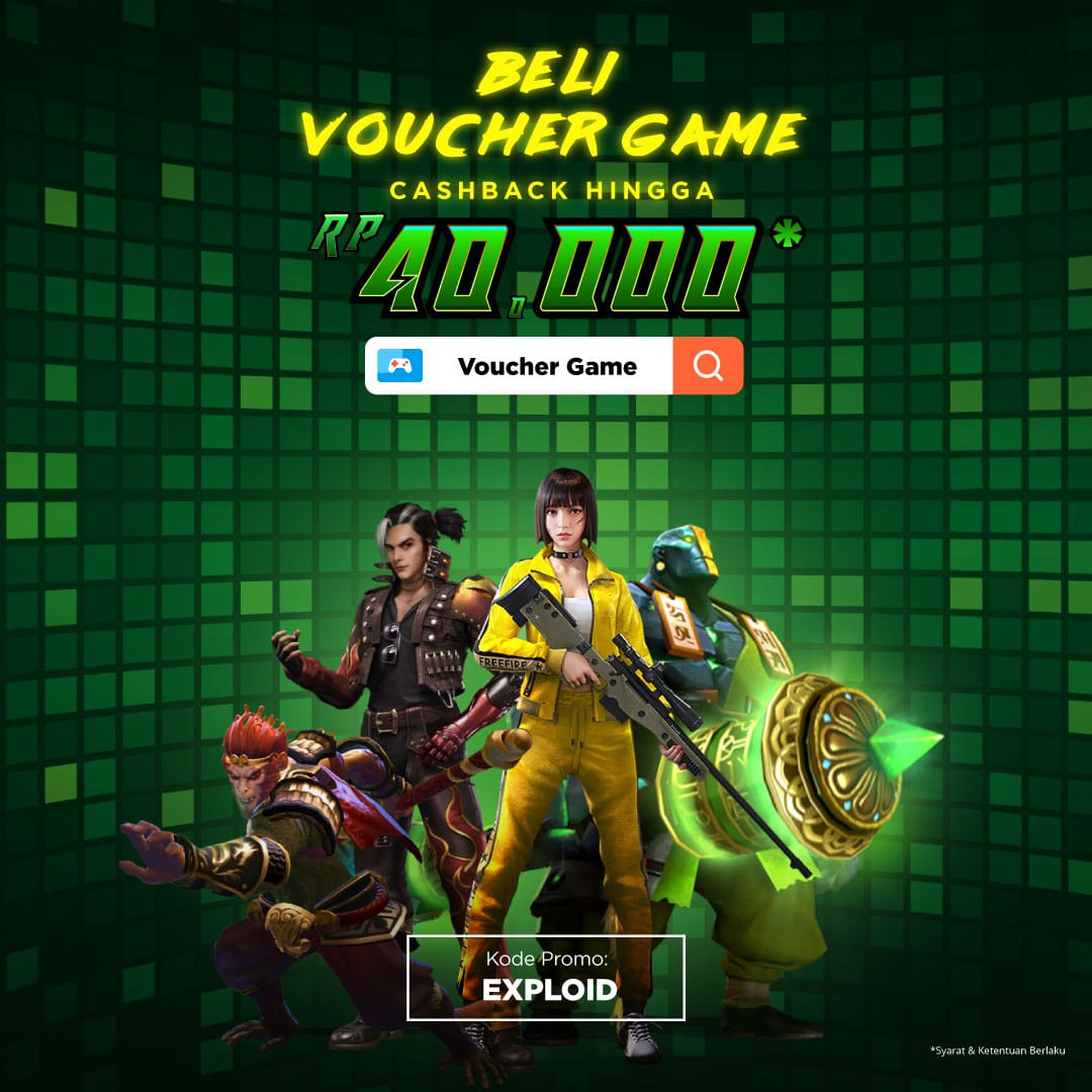 Tokopedia Mini Banner