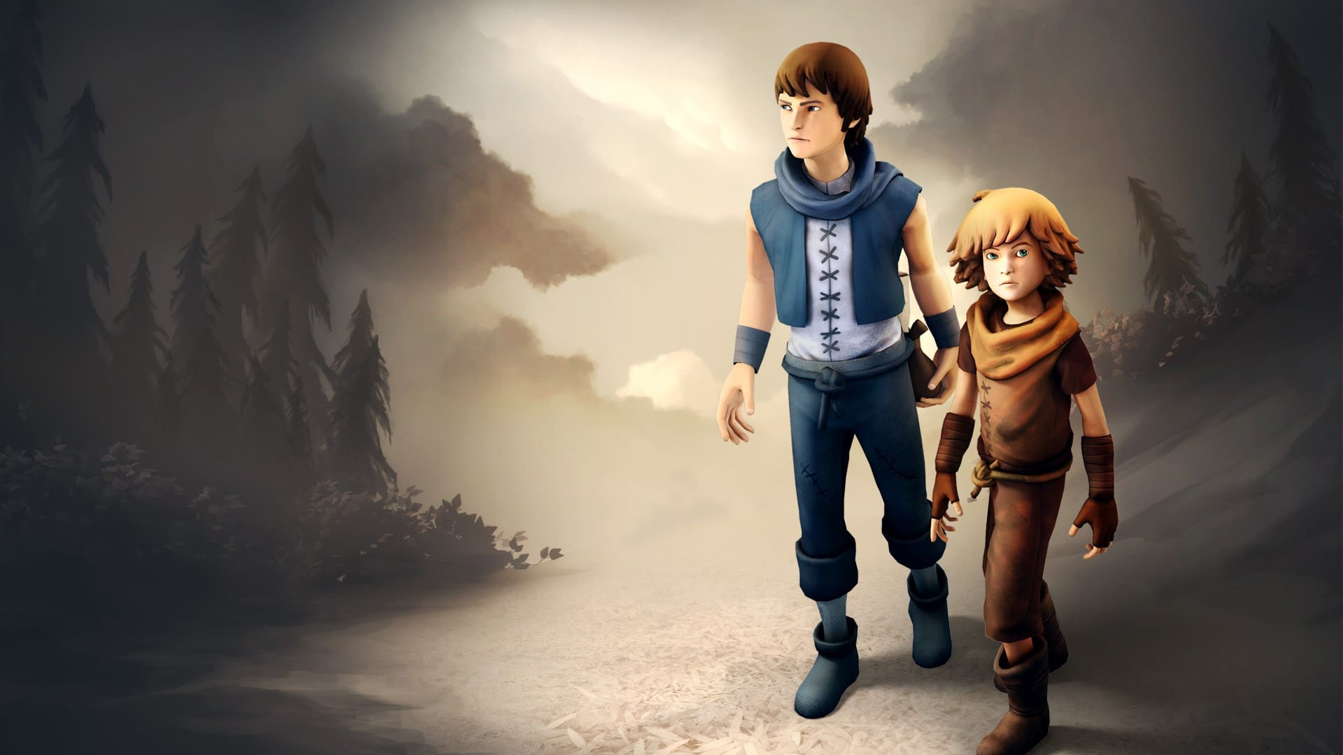 Brother Tale Two Sons