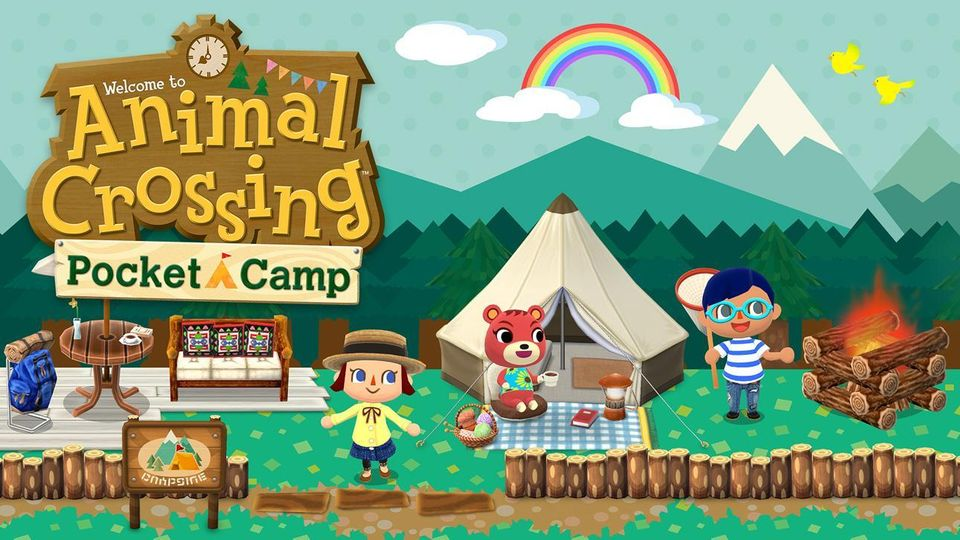 Review Animal Crossing: Pocket Camp
