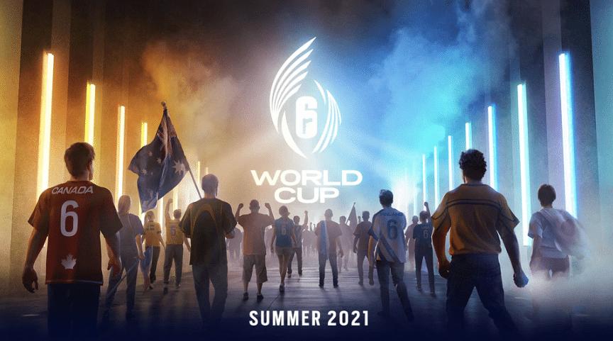 Ubisoft Umumkan Kejuaraan Piala Dunia untuk Rainbow Six Siege